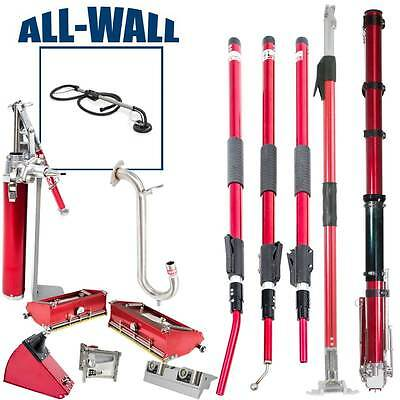 Level5 Drywall Taping Tool Set Wextendable Handles Porter Cable 7800 Sander