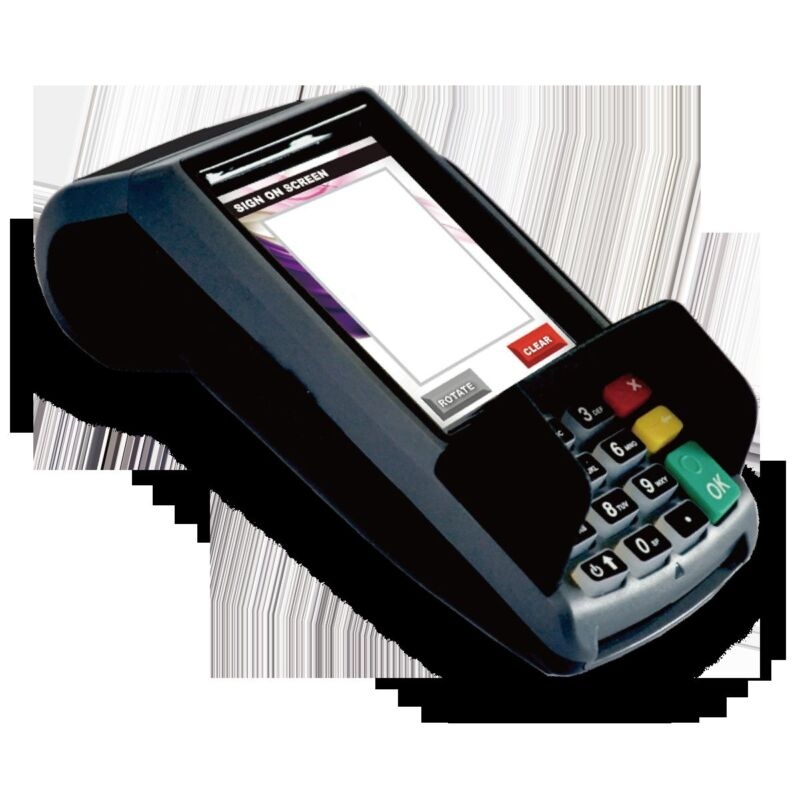 New Dejavoo Z9 Portable Wifi Credit Card Terminal