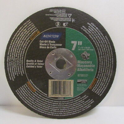 Norton Masonry Cut-Off Blade wheel 7