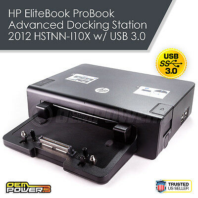 HP EliteBook ProBook Advanced Docking Station USB 3.0 - A7E36AA#ABA, A7E38AA#ABA