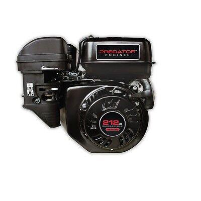 6.5 Hp 212cc Ohv Horizontal Shaft Gas Engine Minibike Go Cart Snowblower Fedex