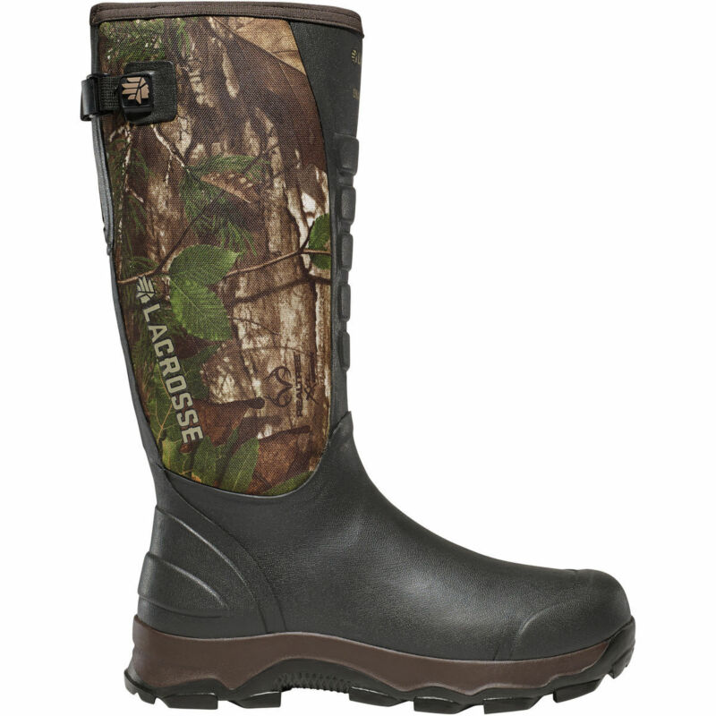 Lacrosse 4XAlpha Snake Boot 376121 Realtree Xtra Green All Sizes