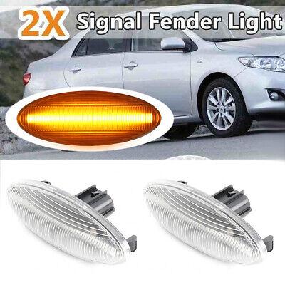 2x Osram Original Side Indicator Light Bulbs Repeater Signal Turning Lamps