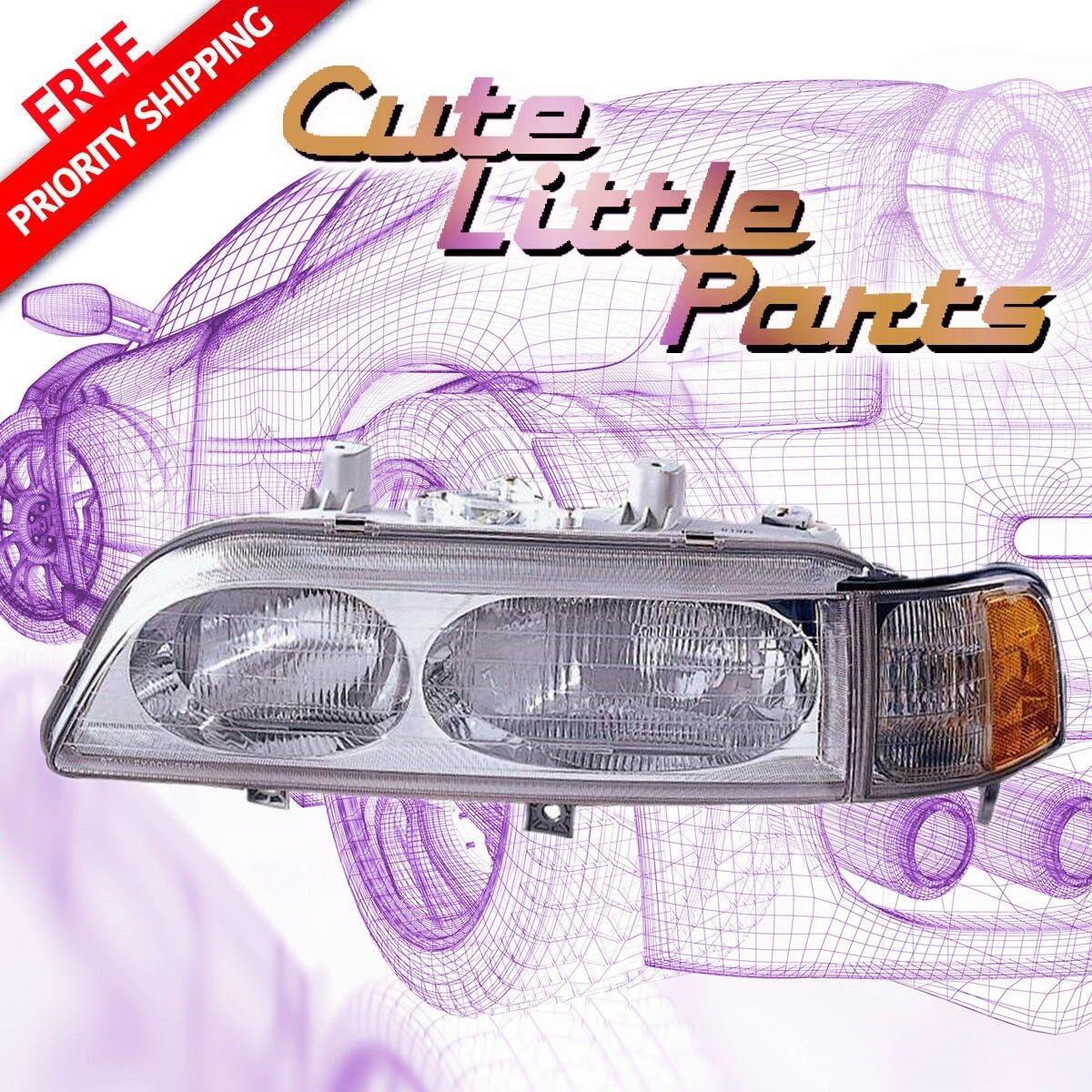 For 1991 1992 1993 1994 1995 Acura Legend Sedan Headlight
