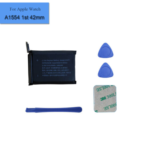 NEW A1579 battery FOR  Watch Series 0/1/2 42mm 3.8V A1579 Li-ion