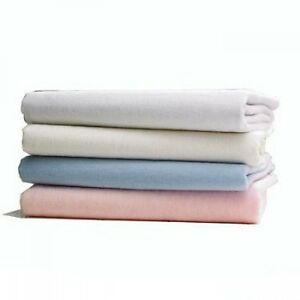 Double brushed cotton flannelette fitted sheet 30cm deep for Furniture 30cm deep