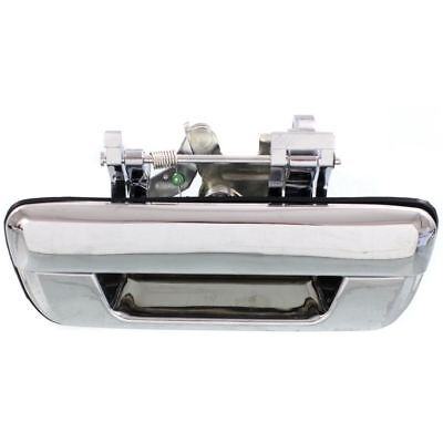 NEW Rear Tailgate Handle Chrome for 2004-2014 Chevrolet Colorado GMC Canyon