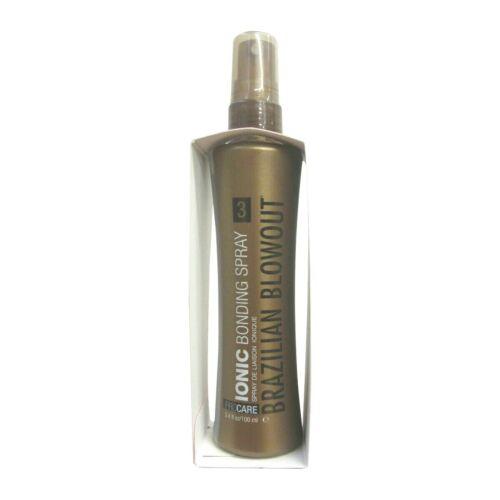 Brazilian Blowout Ionic Bonding Spray 3.4 oz New