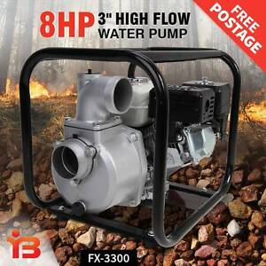 Buy Lifen 4-stroke Engine 3 Inch 8HP High Flow Petrol Water Pump Fairfield Fairfield Area Preview