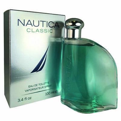Nautica Classic for Men by Nautica 3.4 oz Eau de Toilette Spray
