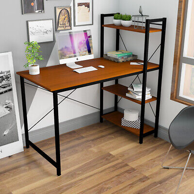 Home Office Desk PC Laptop Computer Desks Table Study Writing Desk Workstation
