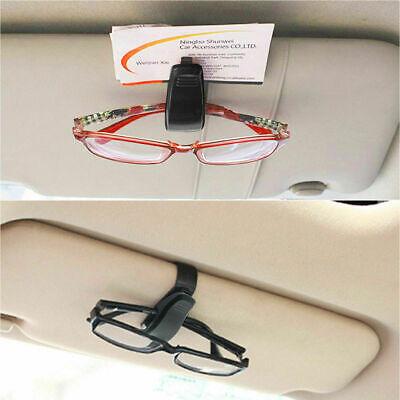 Sunglass Visor Clip Auto Brille Gadget Klemmer Beruf Sonnenbrille-Brillenhalter