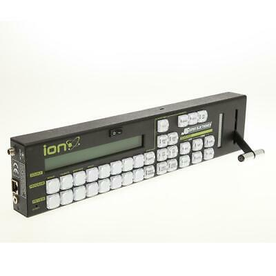JLCooper ion Broadcast Switcher Panel for Blackmagic Design ATEM Switchers