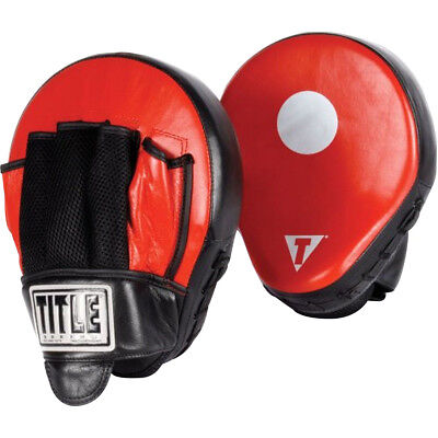 Title Boxing Incredi-Ball Beefy Punch Mitts