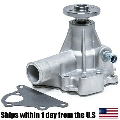 Water Pump For Ford New Holland Skid-steer Loader L465 Lx485 Lx565 Lx665