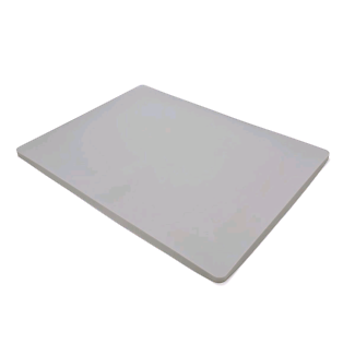 Grey Silicone Feeding Mat Brand New