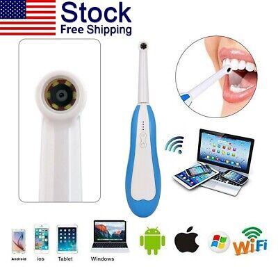 Wifi Dental Intraoral Camera Wireless 3.0 Mega Pixels Hd Clear Image New