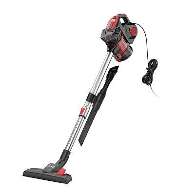 2 in 1 Vacuum Cleaner Stick Vacuum With Cord & HEPA Filter 18Kpa Refurbished CA