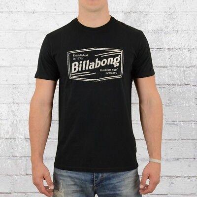 Billabong Herren T-Shirt Labrea Tee schwarz Männer - Billabong Shirt Schwarz