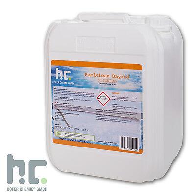 2 x 14 Kg pH Senker Minus Flüssig Versandkostenfrei