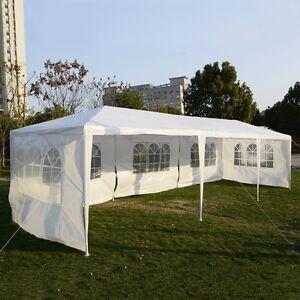 10x30 Party Wedding Outdoor Patio Tent Canopy Heavy Duty