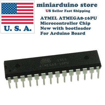 Atmel Atmega8-16pu Microcontroller Chip Atmega8 Mcu Avr