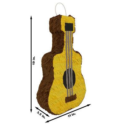Pinatas For Parties (Acoustic Guitar Pinata (Piñata) - Mexican Pinata Ideal for Parties Center)