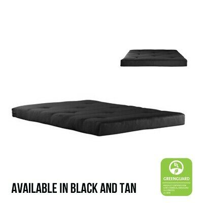 6 inch Futon Replacement Mattress Full Size Tufted fits Sofa