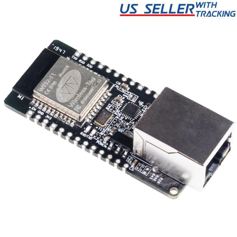 WT32-ETH01 ESP32 Module Ethernet WiFi Bluetooth Development Board 100Mbps RJ45