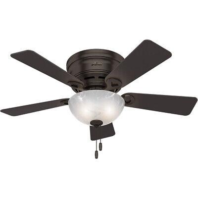 Hunter Fan Company 52137 Haskell Indoor Ceiling Fan Premier