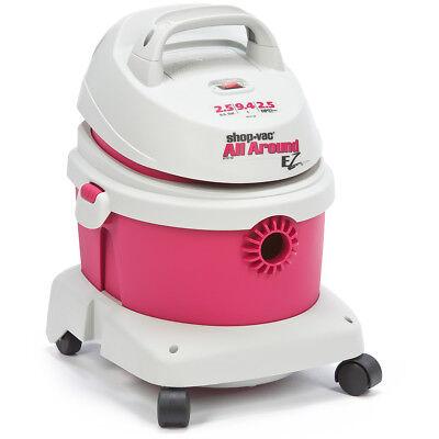 Shop-Vac 5895200 2-1/2-Gallon 2-1/2-HP All Around EZ Portabl