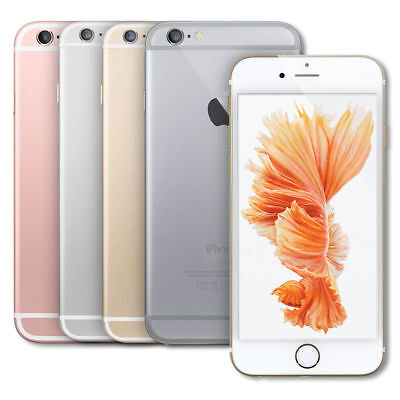 Unlocked iPhone 6s Plus [16/32/64/128GB] Space Gray Silver Rose Rose Gold