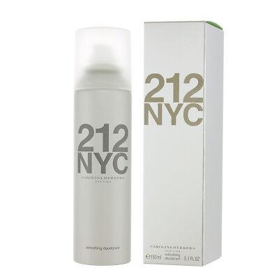 Carolina Herrera 212 Mujer Desodorante En Spray 150ML (Mujer)