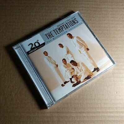 The Temptations - The Best Of Vol.1 The 60's 1999 USA CD RnB VG (The Best Of Rnb)