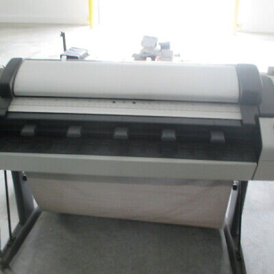 Hp Designjet - Hp T2300 Plotter Print Scanner Copy Cn728a With 8 Rolls