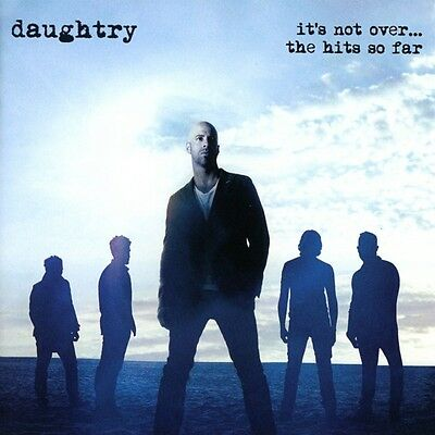DAUGHTRY - IT'S NOT OVER....THE HITS SO FAR  CD NEW+