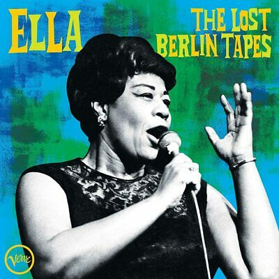 ELLA FITZGERALD The Lost Berlin Tapes DOUBLE 180 gm Vinyl LP NEW...