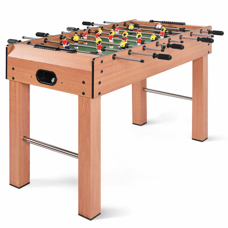 "48"" Foosball Table Competition Game Soccer Arcade Sized Football Sports Indoor"
