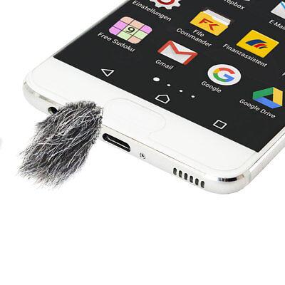 KEEPDRUM Micro-Fellwindschutz für Smartphone 10 Stück