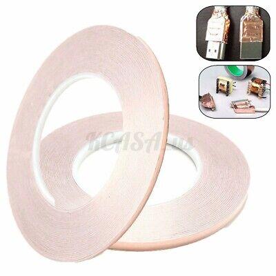 3mm 50m Copper Foil Tape Foil Conductive Cloth - Emi Conductive Adhesive Us
