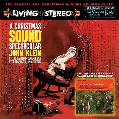 John Klein: A Christmas Sound Spectacular/Let's Ring the Bells All Around the CD ()