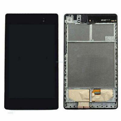 For Asus Google Nexus 7 2nd Gen wifi ver LCD Digitizer Screen Replacement+Frame Asus 7 Screen