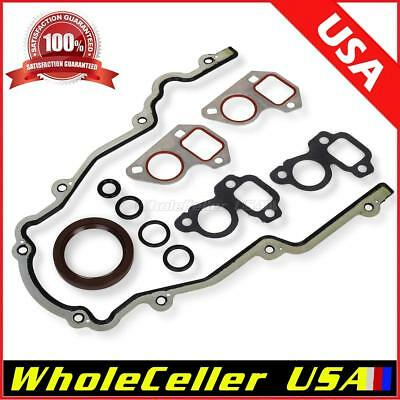 """Timing Cover Gasket For Buick GMC Chevrolet 4.8L 5.3L 5.7L VIN """"F"""" """"J"""""""