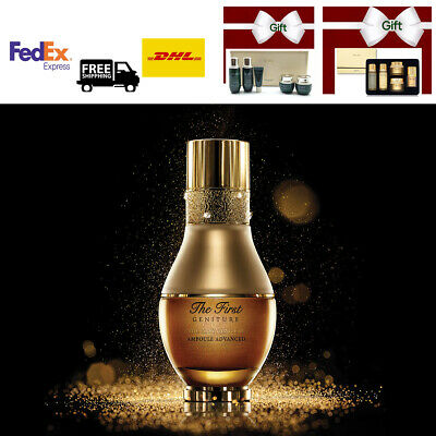 OHUI The First Geniture Ampoule Advanced 40ml + Special Gift 5Item 2Set K-Beauty