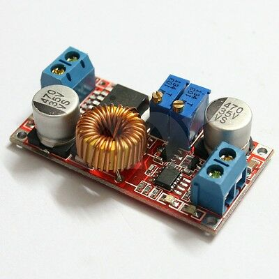 Portable 5a Constant Current Constant Voltage Led Driver Battery Charging Module