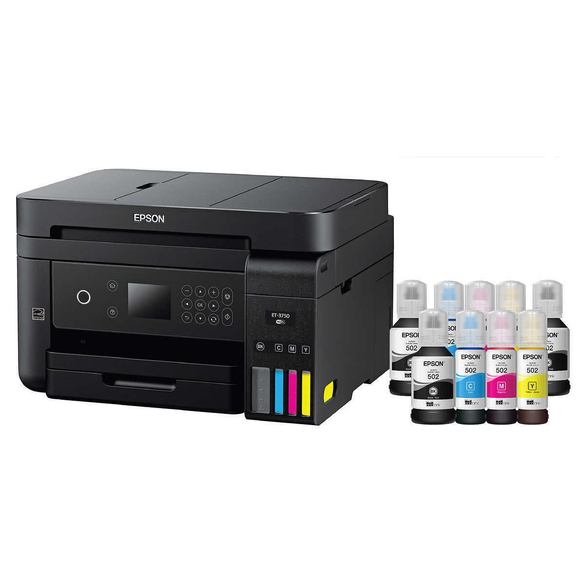 Epson WorkForce ET-3750 Special Edition EcoTank All-in-One P