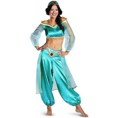 Jasmine Sassy Prestige Disney Princess Junior Womens Aladdin Halloween Costume
