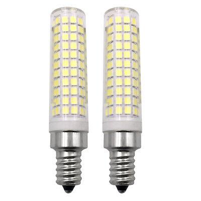 2pcs E12 C7 Candelabra LED Lamp 136-2835 Light Bulb Lights Lamp Equivalent 100W