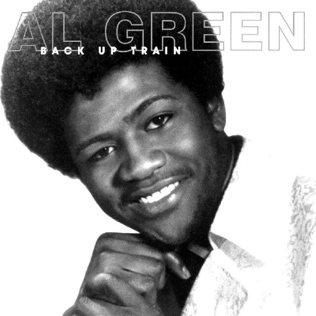 AL GREEN - BACK UP TRAIN   CD NEU