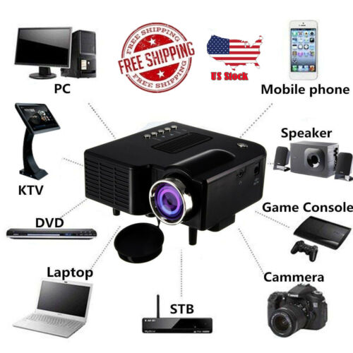 full hd 1080p home theater led... Image 1